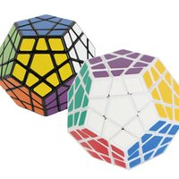 ball brain - Most brain New ShengShou Puzzle cube Action figures Magic speed Cube Megaminx Plastic Cubo Training Magnetic Ball