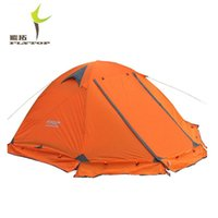 Wholesale FLYTOP Winter tent persons Tourist double layer windproof waterproof professional camping tent tienda de acampar tente