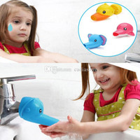 Wholesale Baby Supplies Faucet Extender Helps Children Toddler Kids Hand Washing in Bathroom Sink E00599 FASH