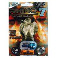 Wholesale platinum Rhino Men s Booster Single Capsules pills