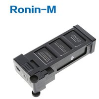 Wholesale Original DJI Ronin M Dedicated Intelligent Battery mAH Expected runtime is hours of continuous use Free FedEx DHL