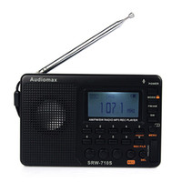 battery pack building - New FM AM SW World Band Stereo Radio MP3 Player REC Recorder With Sleep Timer Y4119A