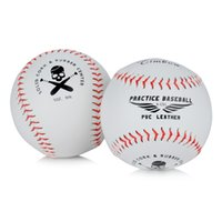 Wholesale Timbows Best Price Soft PVC Synthetic Baseball Safety Practice Baseballs Official Size In Oz Red Sewing Dozen Packing Pack of