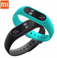 apple touchpad - Xiaomi Mi Band Original Smart Band Wristband Bracelet with Smart Heart Rate Fitness Touchpad OLED Screen In Stock