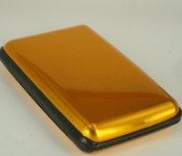 best rfid wallet - Hot Sale Rfid Wallet Offers Best Protection Against Rfid Scanning Criminals Aluminum Metal Shiny Side Credit Card Holder Case