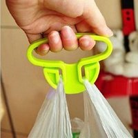 Wholesale Carry food machine Ergonomic shopping good helper plastic cm Weight capacity kg shopping bag Hooks