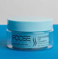 Wholesale Blue hair color matte genuine mud Diane wax men hard shaping fluffy styling matte
