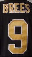Wholesale Discounts Drew Brees Jersey Football Jersey Best quality Authentic Jersey Size M XXXL Accept Mix Order