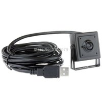bank kiosk - 720P mm lens HD CMOS aluminum mini mm box H usb camera for bank atm kiosk Automatic query all in one