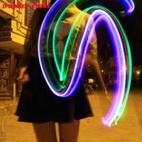 Wholesale Funny Finger Ring Lamp Laser Light Colored LED Light Up Toy Christmas Concert Supplies Children Presents