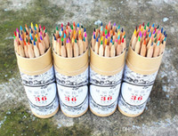 Wholesale Secret Garden drawing books pencil for adults children wonderful adult coloring books pencil with18 colorful