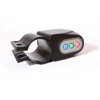 Wholesale Bicycle ABC Alarm Lock Motorbike Security Lock Wireless Security Vibration Sensor Alarm System Sound Loud Remote Control