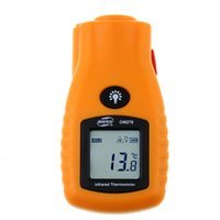 Wholesale IR Digital Laser Infrared Thermometer GM270 with LCD Display for Industrial Use Temperature Range Degree