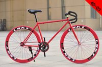 fixed gear - Fixed Gear Bike inch road bike riding down men and women students live fly inverted bicycle brake vehicle