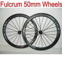 Wholesale NEW SALE Full Carbon LIGHT WEIGHT mm carbon road Wheels C Clincher bicycle wheelset Fast shipping