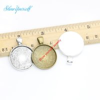 antique gold photo frame - 10pcs Antique Silver Plated Photo Frame Charms Pendants for Jewelry Making DIY Handmade Craft mm