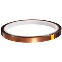 Wholesale Hot Sale mm x m Adhesive High Temperature Heat Resistant Polyimide tape Degree