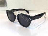 audrey box - HOT round shape new Designer Audrey CL41043 sunglasses fashion women Brand sunglasses polarized lens come with box