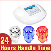 anti aging led device - Portable Skin Lifting Led Photon Facial Mask Anti Aging Device Red Light Skin Smoth