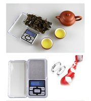 Wholesale 100 g jewelry digital scales Mini micro gram Pocket scale Palm scales g