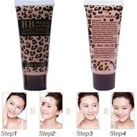 Wholesale New Woman Leopard BB Magic Cream Creme Smooth Moisturizing Makeup Liquid Cream