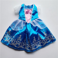 Wholesale Doll Clothes for cm American Girl Doll Dress Princess Dresses Kids Play House Toy Dolls Accessories Baby Gift for Christmas