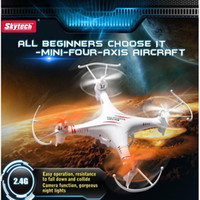 ar drone camera - Skytech M62r G CH Axis Rc Helicopter Remote Control RC Drones Ar Drone With HD Camera dron Or M62 Without camera