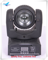 beaming face - 2pcs Double face rgbw in1 dmx led mini beam wash moving head