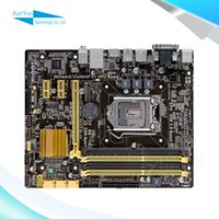 Wholesale For Asus B85M G Original Used Desktop Motherboard For Intel B85 Socket LGA DDR3 SATA3 USB3 On Sale