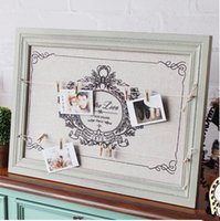 Cheap Guaranteed 100% Wooden Message Board Wall Hanging 48*34.5CM