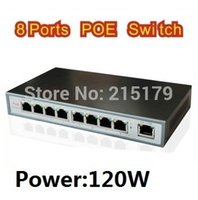 Wholesale 9 port poe switch IEEE802 af PoE suit for poe camera