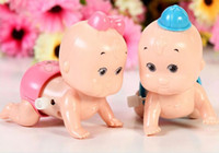 Wholesale Toys Lovely baby on chain cartoon dolls toys Lovely Infant Baby Kid Toy children toy