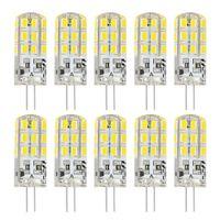 angle base - W G4 Base LED Bulb Lamp High Power SMD2835 DC V White Warm White Light Degrees Beam Angle