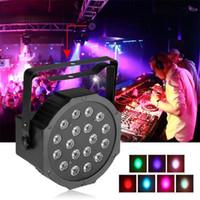 Wholesale Laser Light Show Projector Christmas Laser Lights LED Par Stage Lights Lamp with US Plug Color Light for Club Disco KTV Garden Wedding