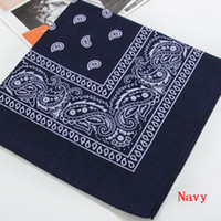 bandana paisley print - 100 Cotton Paisley Bandana Head wrap Cotton Head Wrap Neck Scarf Wristband Handkerchief