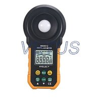 Wholesale MS6612 Digital LUX Meters Tester