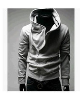 bape chain - 2016 New Men Fleece Sport Cable stayed Mens Hoodie Chain Slim Thin All macth Hooded Couple Lovers Jackets Down Sweatshirts Colors M XL