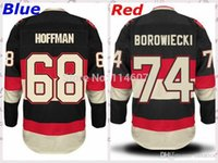 arrival quality assurance - Men s Best price black Mike Hoffman jersey Customize New Arrivals Mark Borowiecki jerey Quality Assurance jersey