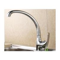 Wholesale Brand New Copper Flexible Chrome Brass Degree Rotation Kitchen Sink Single Lever Faucet Mixer Tap Lowest Price