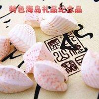 aquarium offers - Natural conch shells heart shaped clam shells DIY Home Furnishing heart shaped platform aquarium decoration special offer