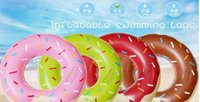 bath summer ball - 60cm cm cm cm cm Summer Water Sport Inflatable Doughnut Swimming Ring Pool Swimming Float Inflatable Toy