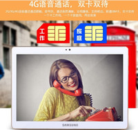 Wholesale T980S G tablets core Octa Cores IPS screen GB GB GB G G G sim card Tablet PC Android inch