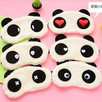 Wholesale 3D Soft Eye Sleep Mask Padded Shade Cover Rest Travel Relax Sleeping Blindfold