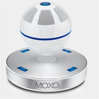 Wholesale 2016 New Style Magnetic Suspension Bluetooth Speaker Creative Floating Levitating Portable Mini Wireless Bluetooth Speakers with USB Cable