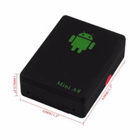 android windows ce - Mini A8 GSM Tracker Global Real Time GSM GPRS GPS Tracker Kid pet Alarm SOS MHz GPS Locator Support Android