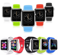 Cheap Factory Price! A1 Smart Watch Bluetooth Wearable Waterproof Smart Watches for Iphone Android Smartphone Smartwatch Camera Free Shipping GT08