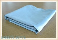 Wholesale Promotional High Quality Woven Silver Fiber Anti Bacterial Safety To Body Anti Radiation Functional Fabric In Stocks
