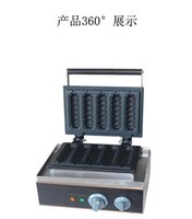 baker machine - Good quality with CE hot dog lolly waffle machine waffle baker machine French sausage machine