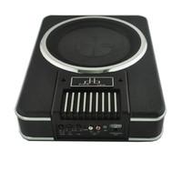 automotive amplifiers - Thaudia PA8 Ultrathin W Super Double Voice Coil Compact Size Amplfied Subwoofer Automotive car amplifier audio amplifier