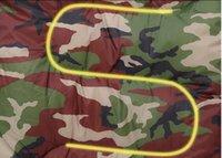Wholesale Modular Waterproof Sleeping Bag camouflage Style Blanket Sleep Camping